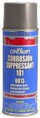 Crown6013超強防鏽劑 ASTM B117鹽霧測試1000hrs防鏽效果