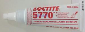 LOCTITE5770-耐高溫277度C